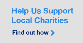 Help Us Support Local Charities - Find out how